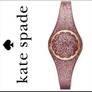 Kate Spade Rose Glitter Activity & Sleep Tracker
